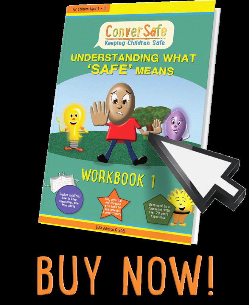 ConverSafe Workbook 1 - Luminous Counselling
